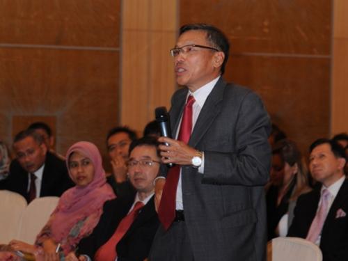 (31 January 2011) Fireside Chat with Dato  Sri Idris Jala - 8