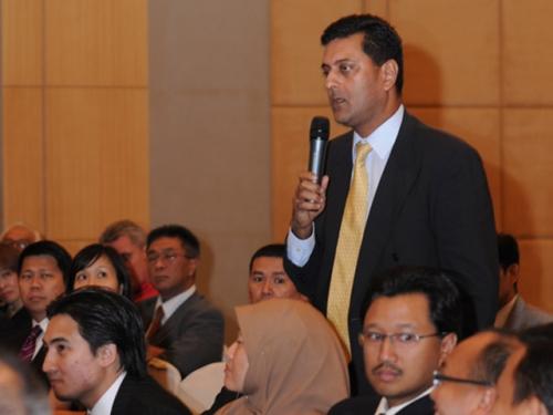 (31 January 2011) Fireside Chat with Dato  Sri Idris Jala - 9