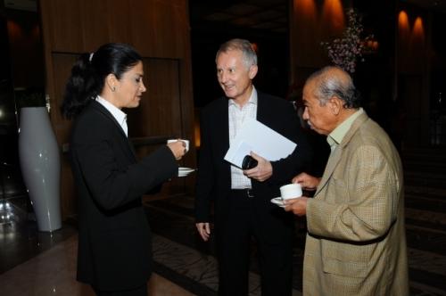 (31 January 2012) Fireside Chat with YB Dato  Mukhriz Mahathir - 1