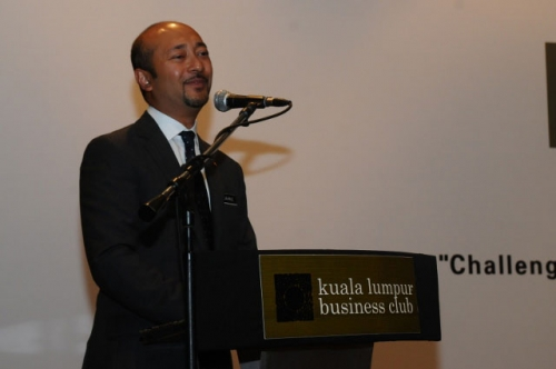 (31 January 2012) Fireside Chat with YB Dato  Mukhriz Mahathir - 11