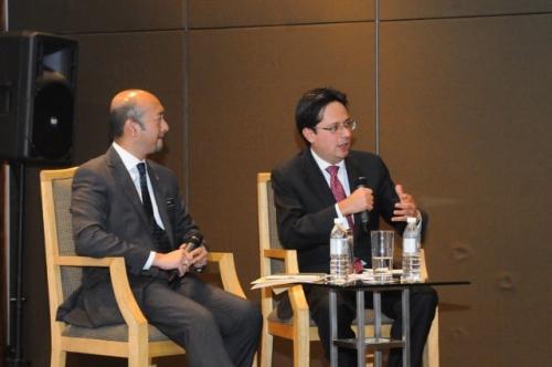 (31 January 2012) Fireside Chat with YB Dato  Mukhriz Mahathir - 12