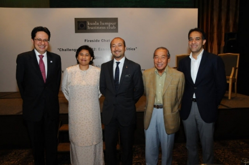 (31 January 2012) Fireside Chat with YB Dato  Mukhriz Mahathir - 16