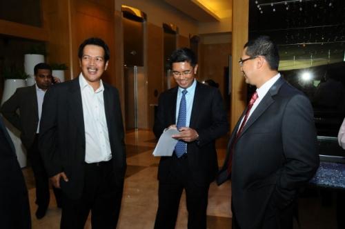 (31 January 2012) Fireside Chat with YB Dato  Mukhriz Mahathir - 4