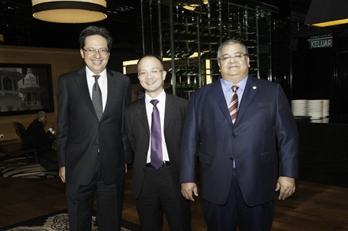 (31 May 2016) KLBC Fireside Chat with Ambassador Ong Keng Yong - 1