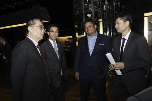 (31 May 2016) KLBC Fireside Chat with Ambassador Ong Keng Yong - 2