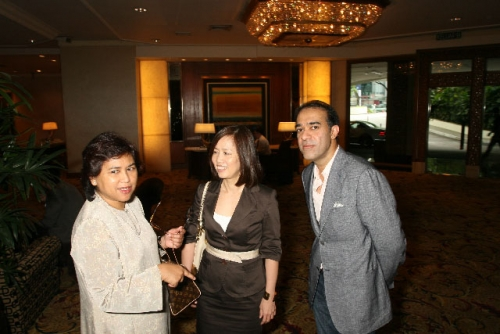 (3 July 2009) Dialogue with Vice Chairman of Goldman Sachs Asia - 4