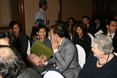 (3 July 2009) Dialogue with Vice Chairman of Goldman Sachs Asia - 6