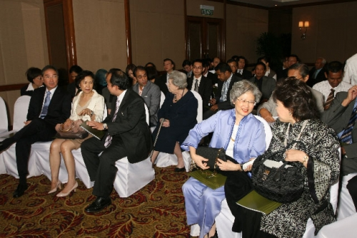 (3 July 2009) Dialogue with Vice Chairman of Goldman Sachs Asia - 7