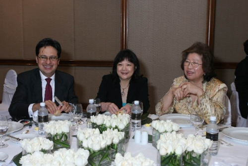 (6 March 2009) Luncheon with Chairman of DBS Group Holdings - 10