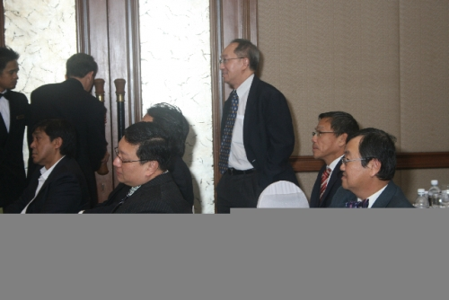 (6 March 2009) Luncheon with Chairman of DBS Group Holdings - 15