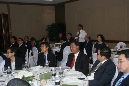 (6 March 2009) Luncheon with Chairman of DBS Group Holdings - 18
