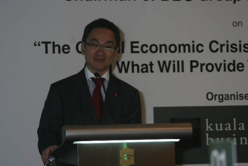 (6 March 2009) Luncheon with Chairman of DBS Group Holdings - 19