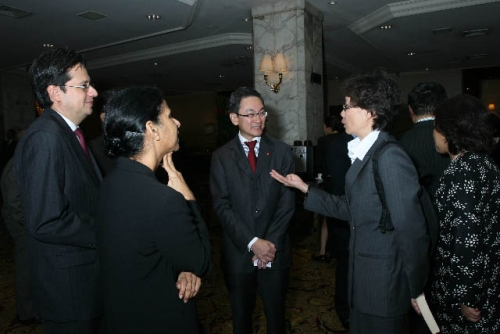 (6 March 2009) Luncheon with Chairman of DBS Group Holdings - 2