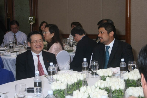 (6 March 2009) Luncheon with Chairman of DBS Group Holdings - 22