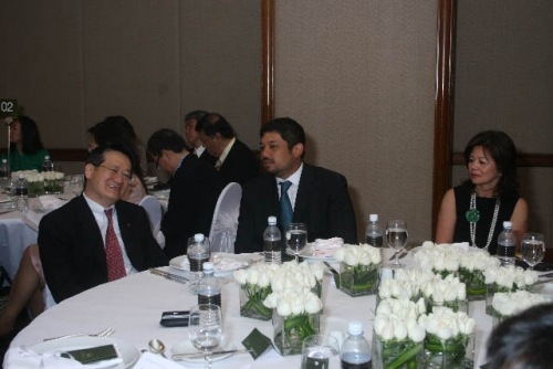 (6 March 2009) Luncheon with Chairman of DBS Group Holdings - 23