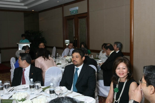 (6 March 2009) Luncheon with Chairman of DBS Group Holdings - 24