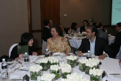 (6 March 2009) Luncheon with Chairman of DBS Group Holdings - 26