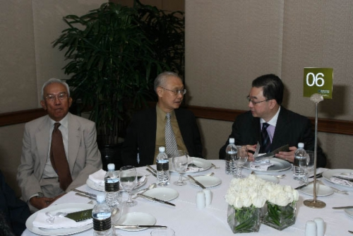 (6 March 2009) Luncheon with Chairman of DBS Group Holdings - 28