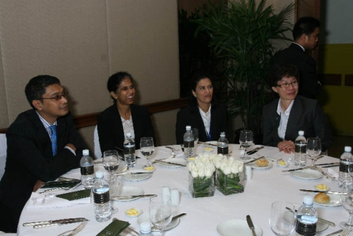 (6 March 2009) Luncheon with Chairman of DBS Group Holdings - 8