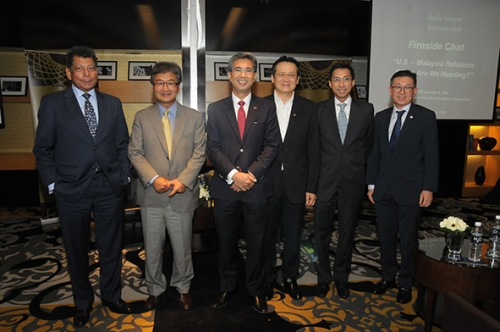 (6 May 2016) KLBC Fireside Chat with HE Joseph Y Yun, US Ambassador - 12