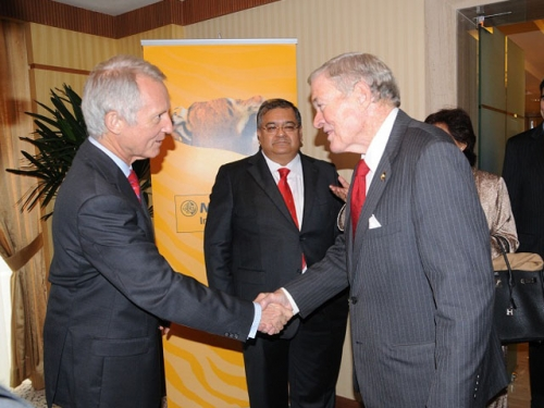 (6 October 2011) KLBC Luncheon in Honour of the Visit by US Senator - 4