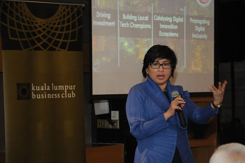 (7 August 2017) KLBC Fireside Chat with Dato Yasmin Mahmood - 9