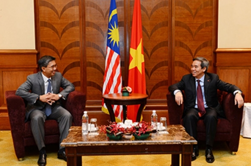 (8 August 2015) KLBC-ABC Special Dialogue with Prime Minister of Vietnam - 1