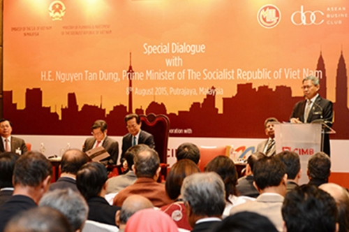 (8 August 2015) KLBC-ABC Special Dialogue with Prime Minister of Vietnam - 10