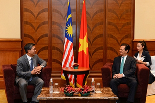 (8 August 2015) KLBC-ABC Special Dialogue with Prime Minister of Vietnam - 5