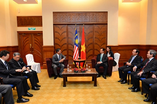 (8 August 2015) KLBC-ABC Special Dialogue with Prime Minister of Vietnam - 6