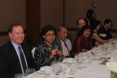 (9 March 2010) KLBC Dinner for US Assistant Secretary of State - 7