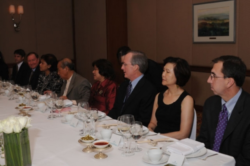 (9 March 2010) KLBC Dinner for US Assistant Secretary of State - 9