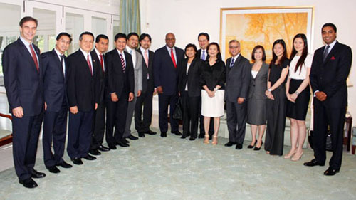 (9 May 2012) KLBC in Washington - 1