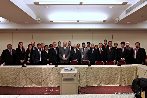 (9 May 2012) KLBC in Washington - 2