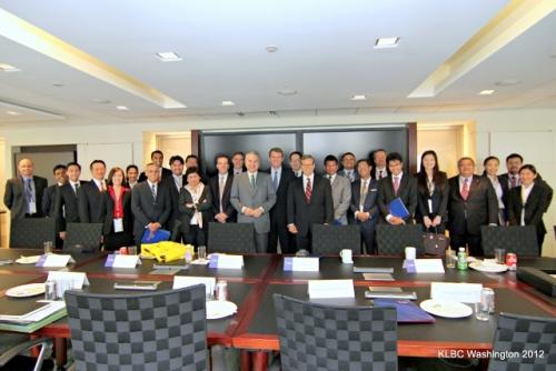 (9 May 2012) KLBC in Washington - 3