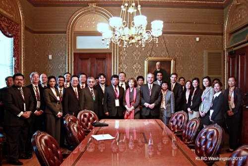 (9 May 2012) KLBC in Washington - 5