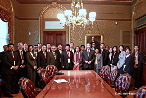 (9 May 2012) KLBC in Washington - 5