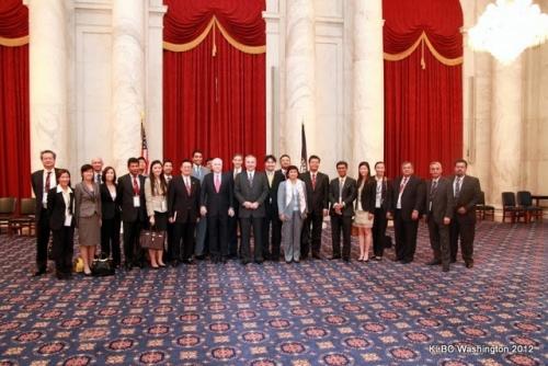 (9 May 2012) KLBC in Washington - 6