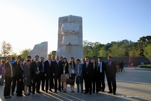 (9 May 2012) KLBC in Washington - 7