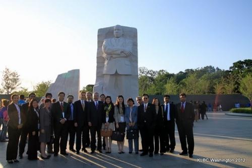 (9 May 2012) KLBC in Washington - 7