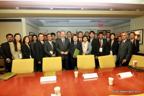 (9 May 2012) KLBC in Washington - 8