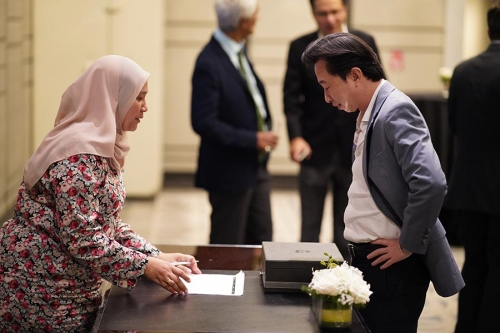 Dialogue with YB Tuan Lim Guan Eng (1)