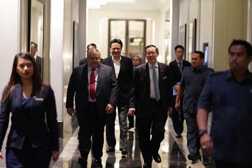 Dialogue with YB Tuan Lim Guan Eng (16)
