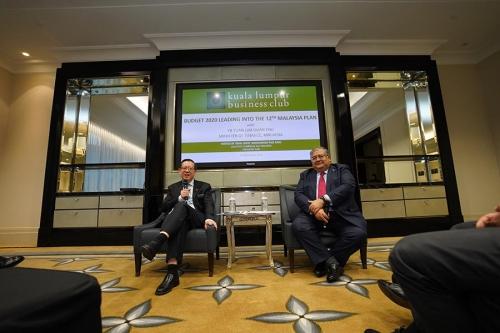 Dialogue with YB Tuan Lim Guan Eng (17)