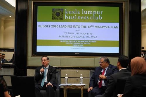 Dialogue with YB Tuan Lim Guan Eng (18)