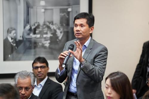 Dialogue with YB Tuan Lim Guan Eng (21)