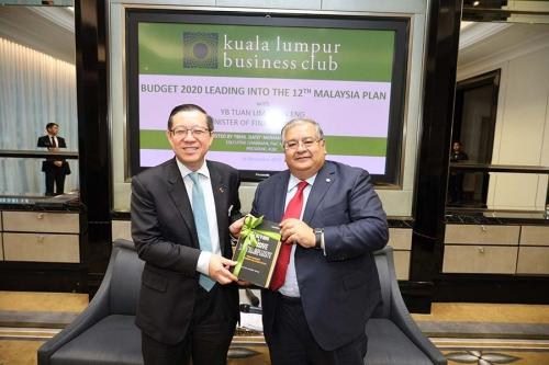 Dialogue with YB Tuan Lim Guan Eng (26)