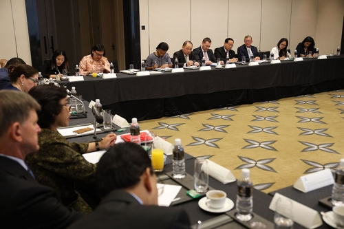 KLBC's Breakfast Engagement with the National Center for APEC 01