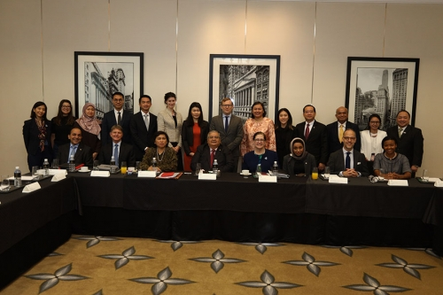 KLBC's Breakfast Engagement with the National Center for APEC 10