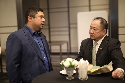 KLBC's Breakfast Engagement with the National Center for APEC 11